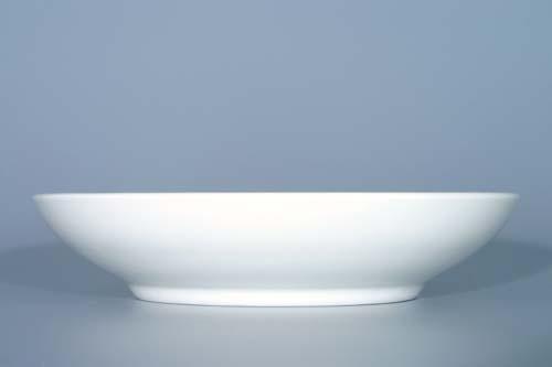 Cibulák mísa kompotová hladká 21 cm originální cibulákový porcelán Dubí, cibulový vzor,