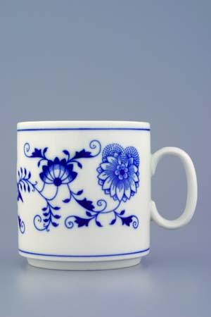hrnek Lukas 9 cm cibulák český porcelán Dubí