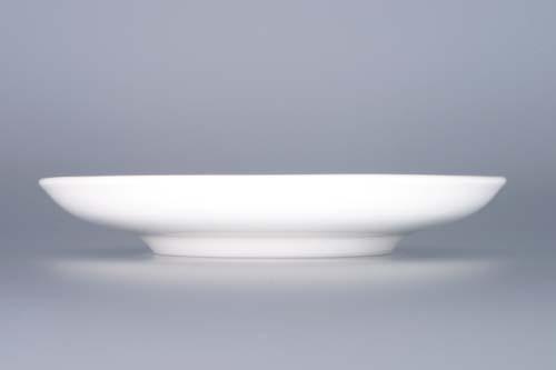 Cibulák Podšálek Baňák 15,5 cm originální cibulákový porcelán Dubí, cibulový vzor