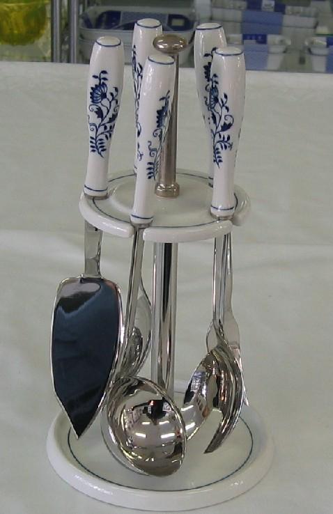Cibulák Stolní souprava 6 dílná originální cibulák