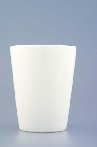 Pohárek Bohemia White, 0,25 l, design prof. arch. Jiří Pelcl, cibulový porcelán Dubí
