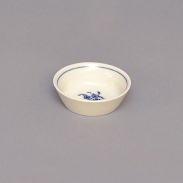 Miska k aroma lampičce 8 cm originální cibulákový porcelán Dubí, cibulový vzor