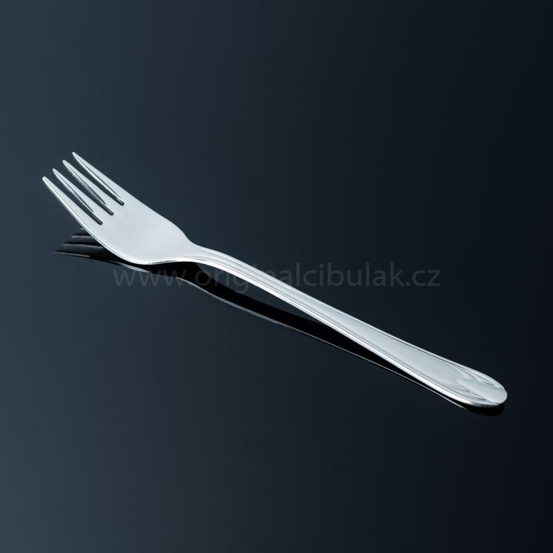 Vidlička jídelní TONER Rubín 1ks nerez 6083