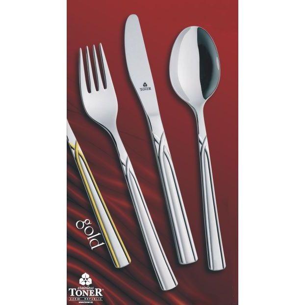 Vidlička jídelní TONER Art 1 ks nerez 6065