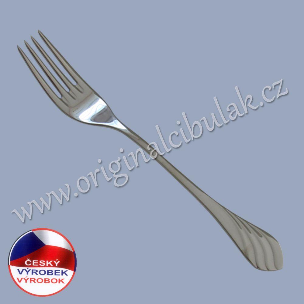 Vidlička jídelní TONER Melodie 1 ks nerez 6037