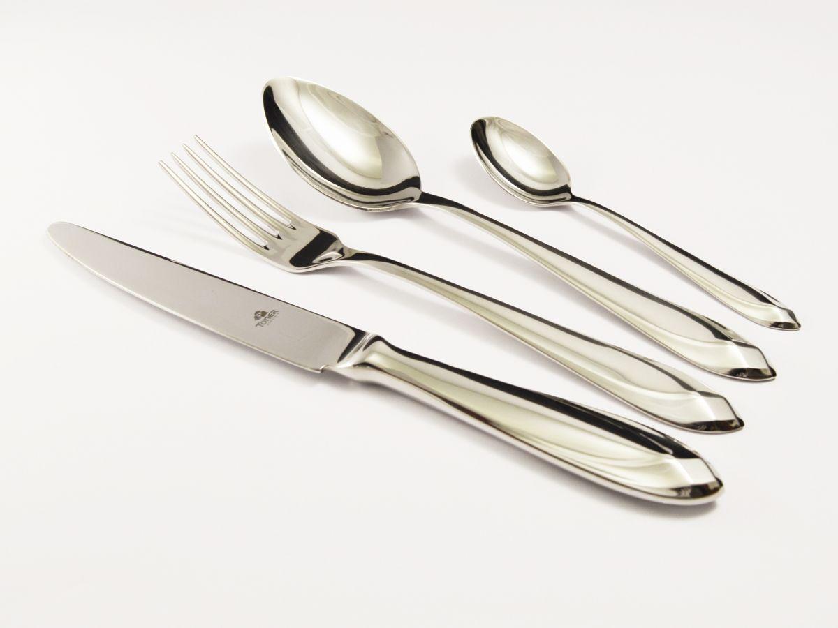 Vidlička jídelní Mirror 1 ks Toner příbory nerez