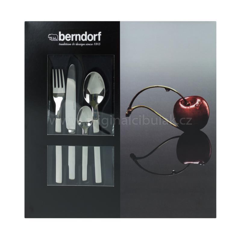 Lžíce jídelní Oslo Berndorf Sandrik příbory nerez ocel 1 ks