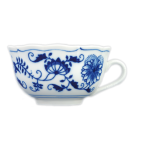šálek nízký bílý C/1, 0,20 l, originální porcelán Dubí,