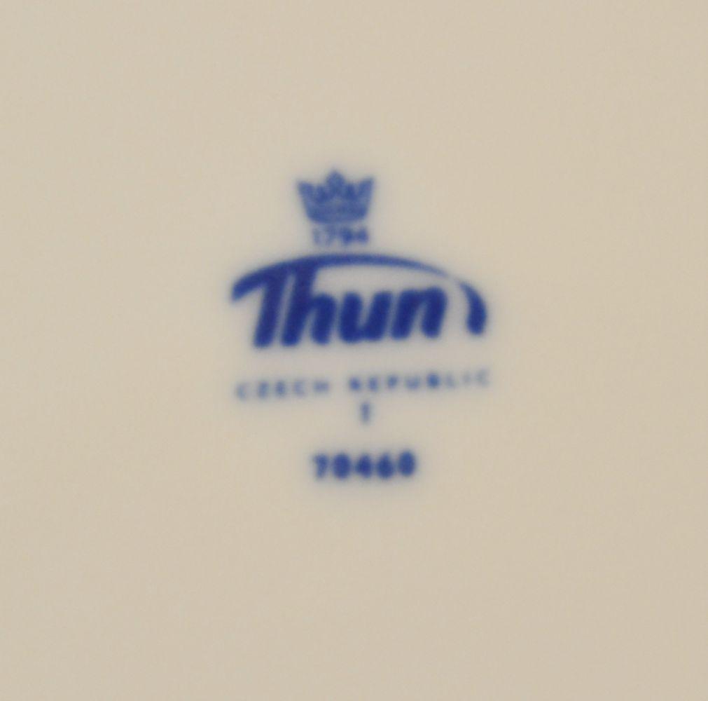 cibulák cukřenka Natalie Thun 0,25 L 1 ks cibulákový porcelán Nová Role