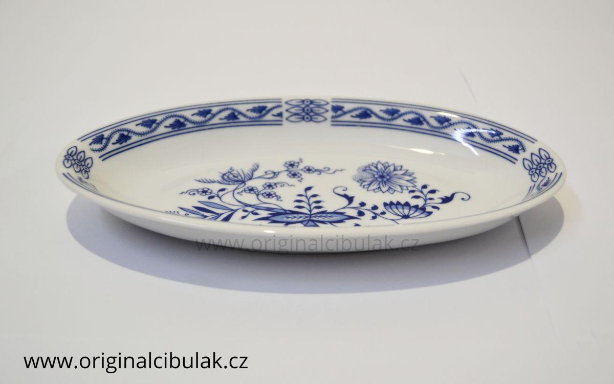 cibulák Henriette mísa oválná 22 cm henrieta Saphyr Thun 1 ks cibulákový porcelán Nová Role