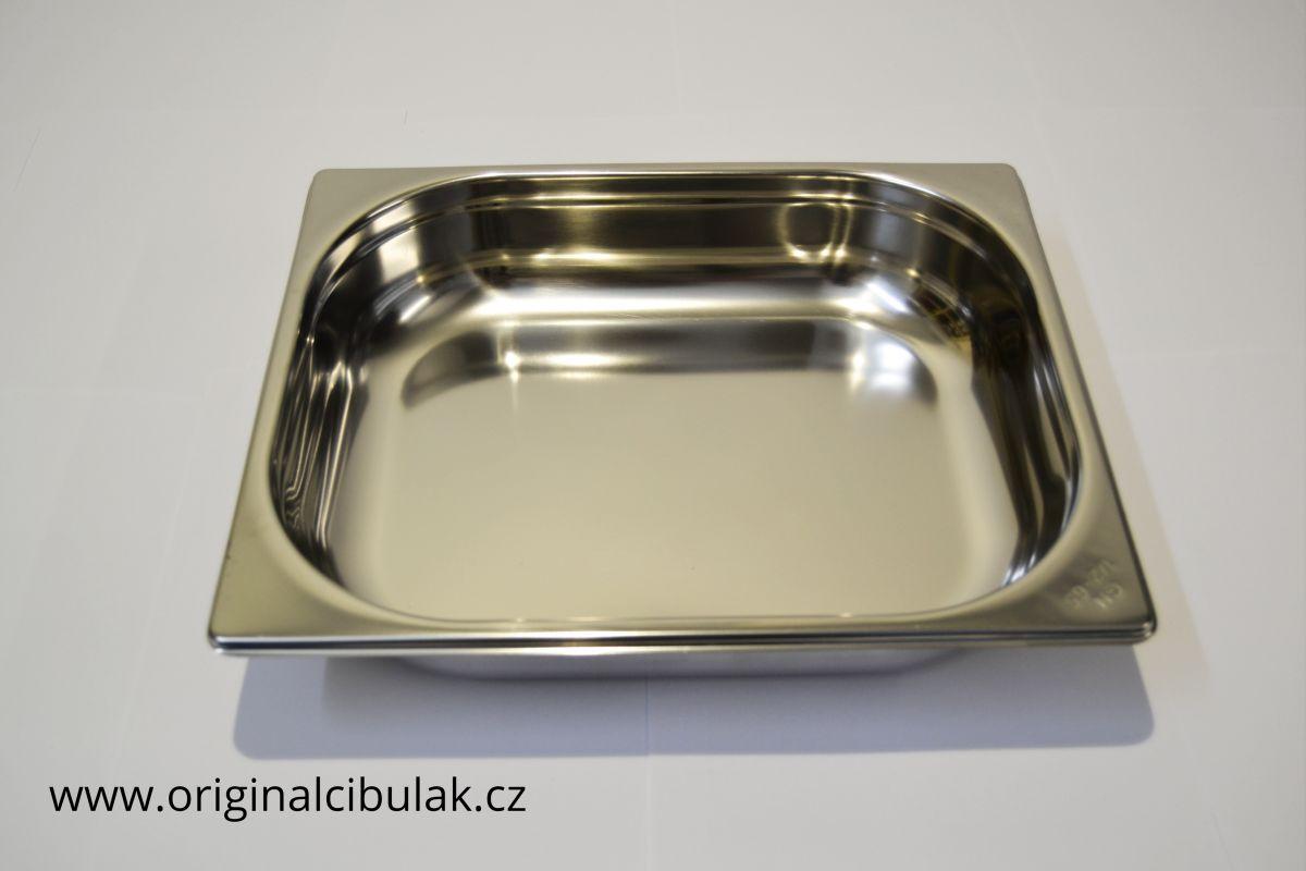 Gastronádoba GN 1/2 plná 65 mm 4 L Profi Berndorf