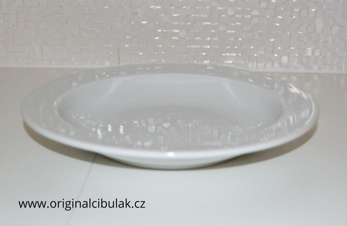 Talíř hluboký 23 cm Praktik Thun