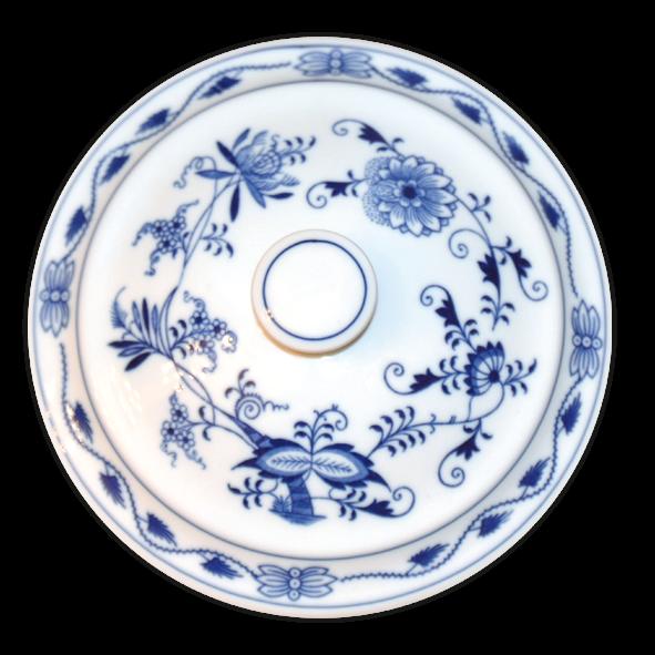 cibulák zapékací hrnec 1,5 l originální český porcelán Dubí