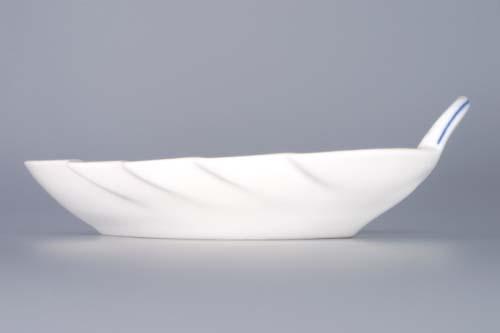 mísa cibulák list 15 cm originální český porcelán Dubí