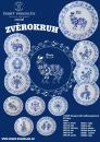 Cibulák talíř 24 cm zvěrokruh Blíženci horoskop Český porcelán Dubí