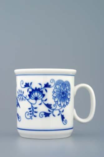 Cibulák Dubí porcelán hrnek Gaston M