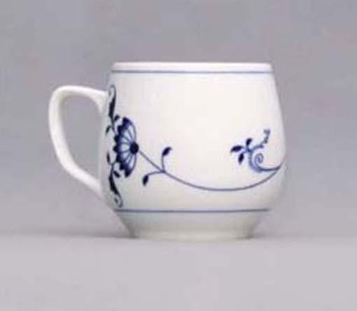 Hrnek Baňák ECO cibulák 0,30 l cibulový porcelán Dubí