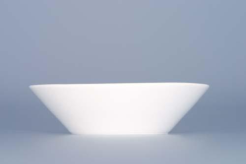 Popelník Bohemia White 10 cm Prof Pelcl český porcelán Dubí