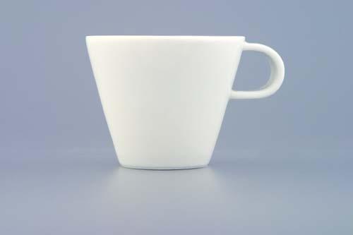 Šálek espresso Bohemia White 0,045 l design prof. arch. Jiří Pelcl porcelán Dubí