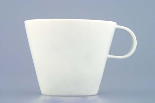 Šálek káva Bohemia White 0,13 l prof. Pelcl porcelán Dubí
