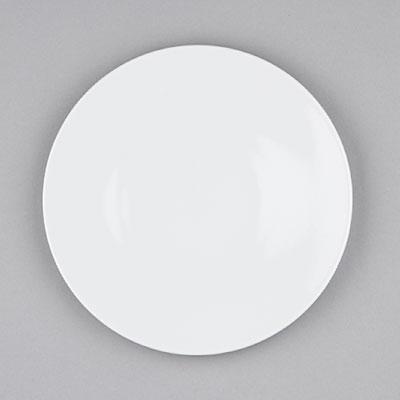 Talíř porcelánový bílý Hotelový mělký 28cm Český porcelán Bohemia