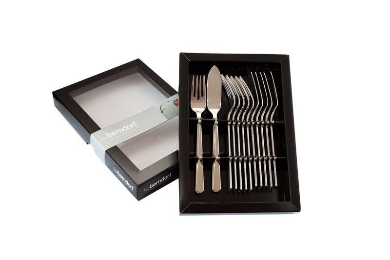 Lžíce jídelní Viena Berndorf Sandrik příbory nerez ocel 1 ks
