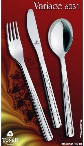 nůž Toner Variace sada 1 ks příbory 6031
