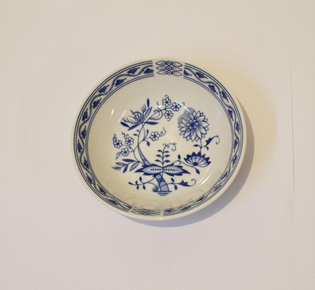cibulák Henriette mísa kompotová 25 cm henrieta Saphyr Thun 1 ks cibulákový porcelán Nová Role