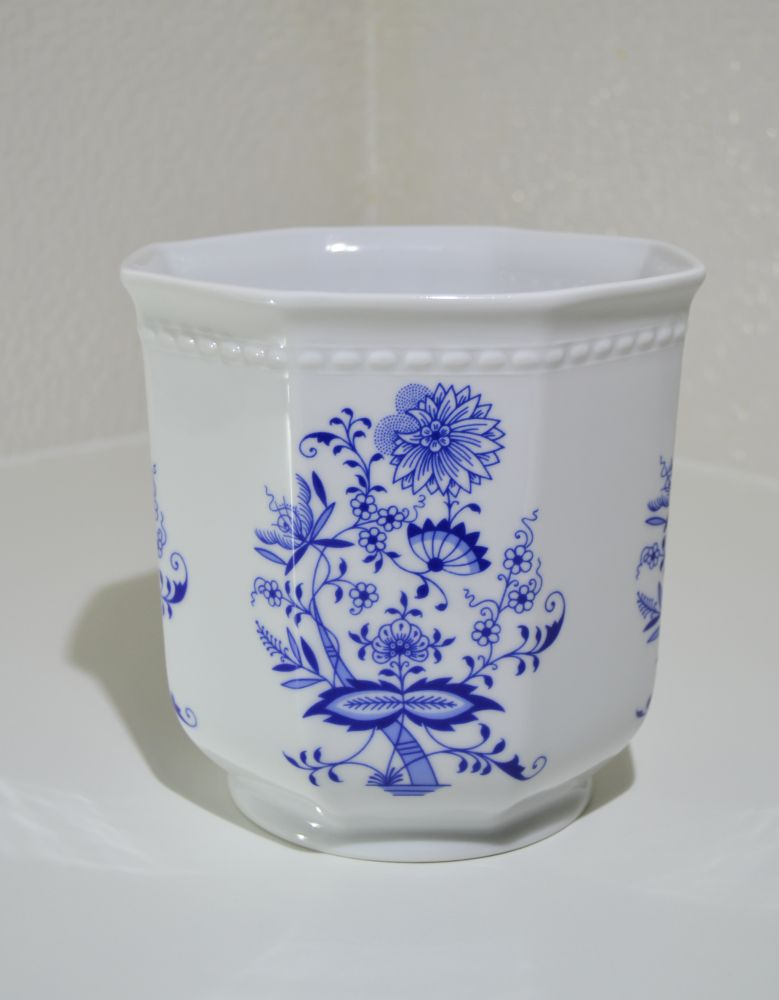 květináč cibulák Henriette 17 cm Henrieta Saphyr Thun český porcelán
