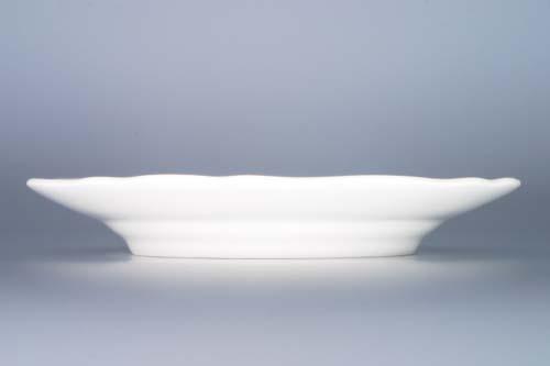 talíř cibulák dezertní 15 cm originální český porcelán Dubí 2.jakost